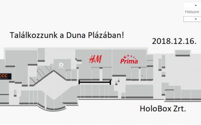 Vásárt tartunk a Duna Plázában!